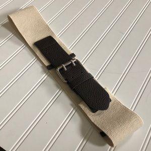 NY & Co wide stretch belt